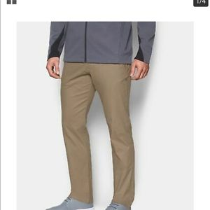 Under Armour Performance Taperd Chino Pants